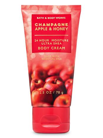 Champagne Apple fragranza Travel Size Body Cream
