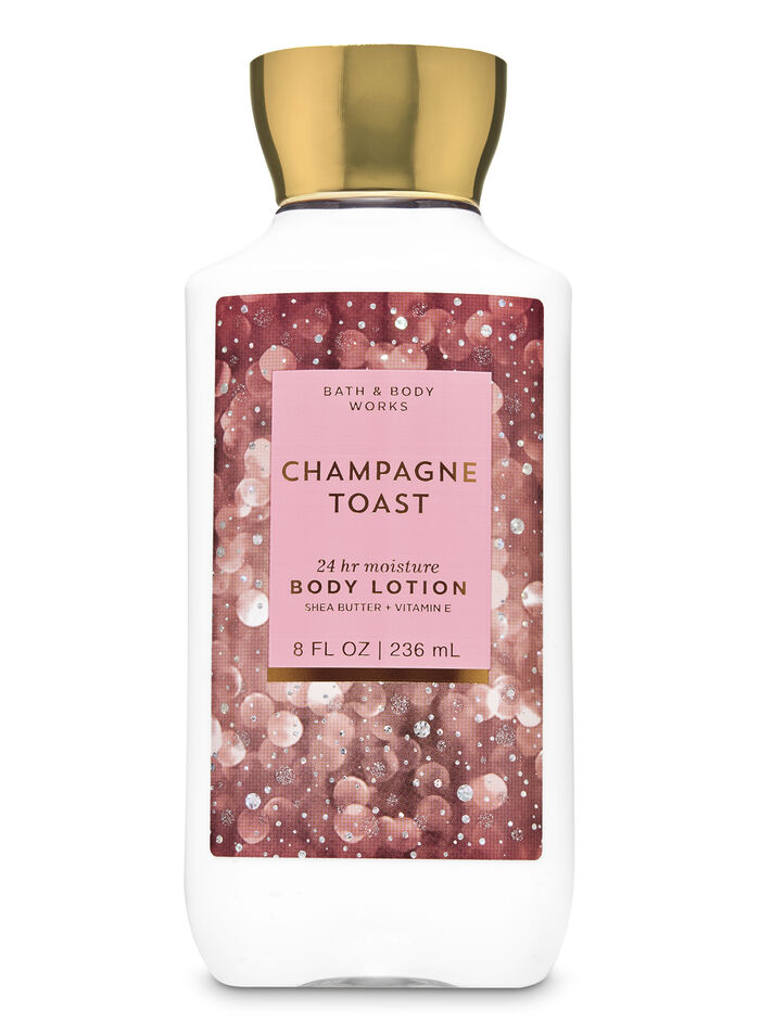 Champagne Toast fragranza Latte corpo