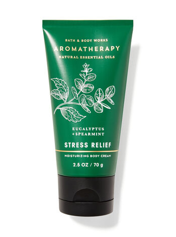 Eucalyptus spearmint fragranza Mini Crema corpo