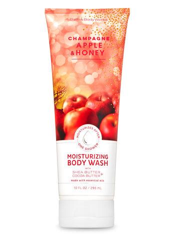 Champagne Apple fragranza Moisturizing Body Wash