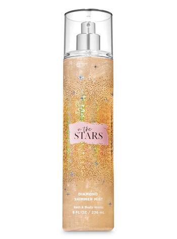 In the stars fragranza Acqua profumata glitterata