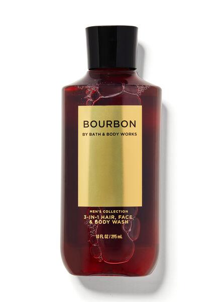 Bourbon fragranza Doccia shampoo 3 in 1