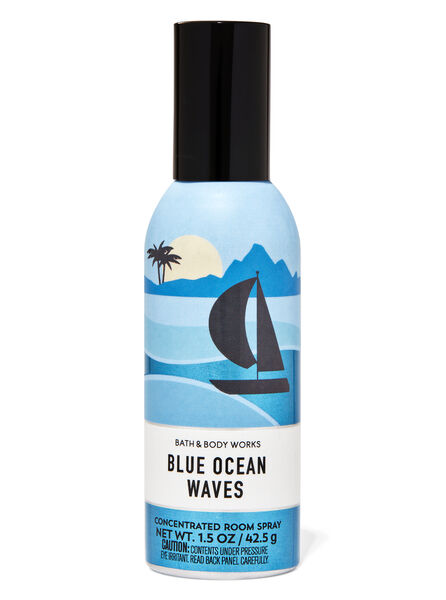 Blue Ocean Waves fragranza Spray per ambienti