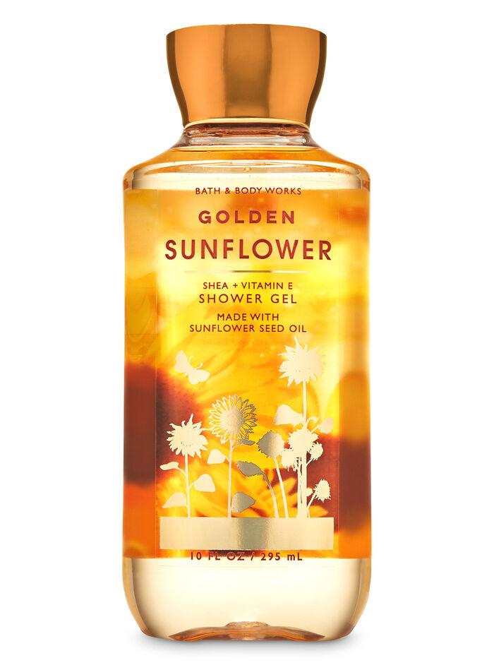 Golden Sunflower fragranza Gel doccia