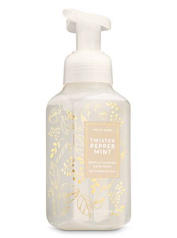 TWISTED PEPPERMINT fragranza Sapone in schiuma