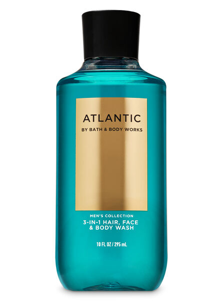 Atlantic fragranza Doccia shampoo 2 in 1