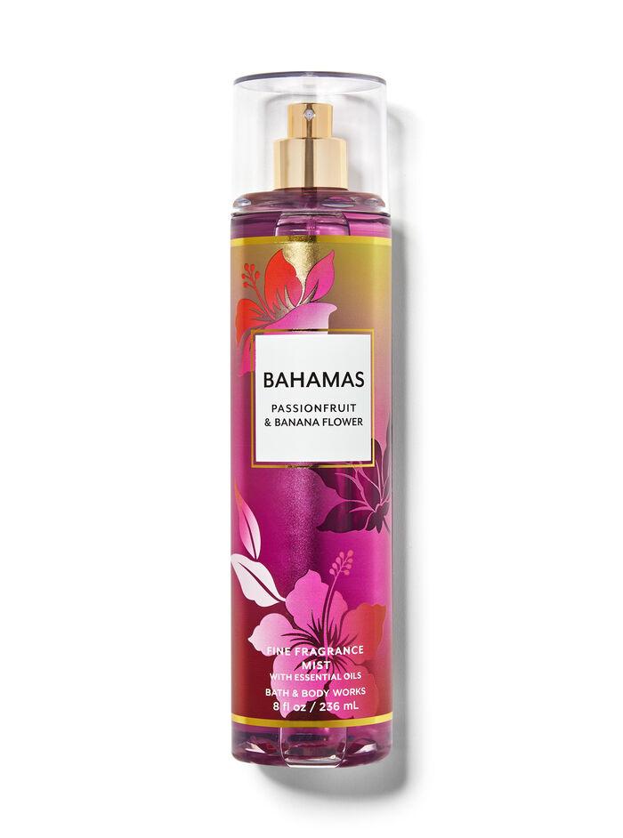 Bahamas Passionfruit & Banana Flower fragranza Acqua profumata