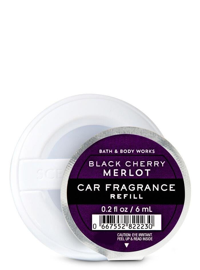 Black Cherry Merlot fragranza Car Fragrance Refill