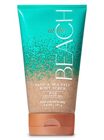 At the Beach fragranza Scrub al sale marino