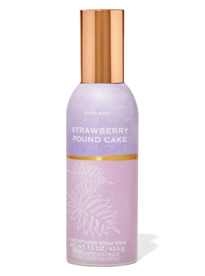 Strawberry Pound Cake fragranza Spray per ambienti