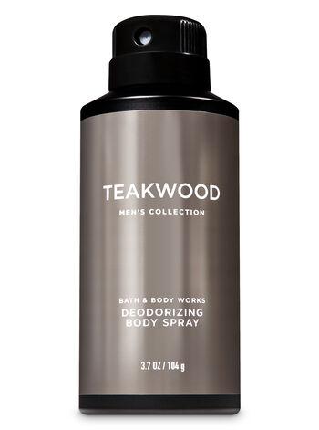 Teakwood fragranza Deodorante