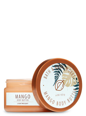 Mango fragranza Body Butter