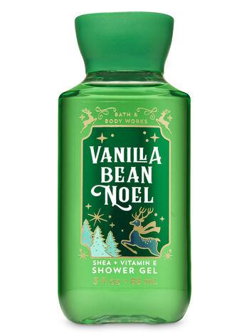 VANILLA BEAN NOEL fragranza Mini Gel doccia