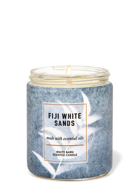 Fiji White Sands fragranza Candela a 1 stoppino