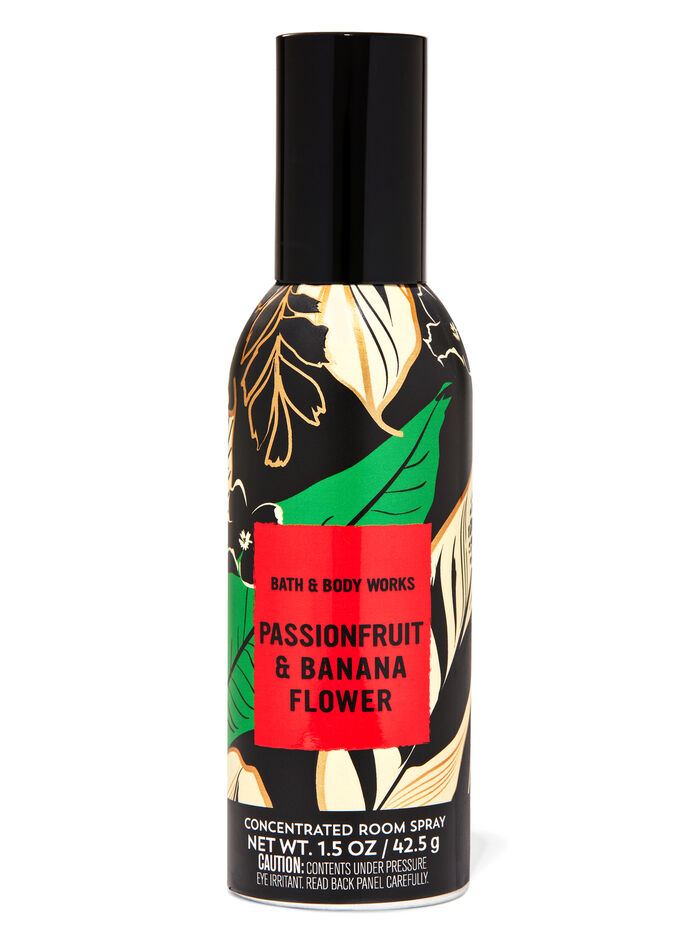 Passionfruit & Banana Flower fragranza Spray per ambienti