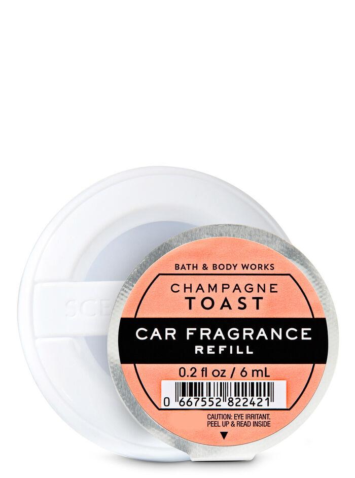Champagne Toast fragranza Ricarica profumatore auto