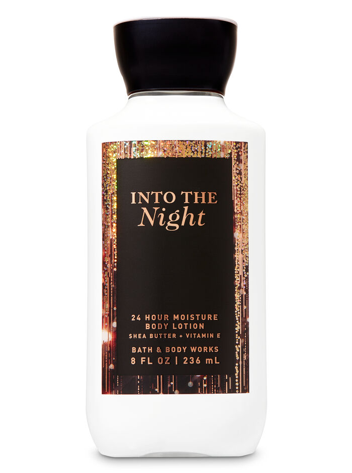 Into the Night fragranza Super Smooth Body Lotion
