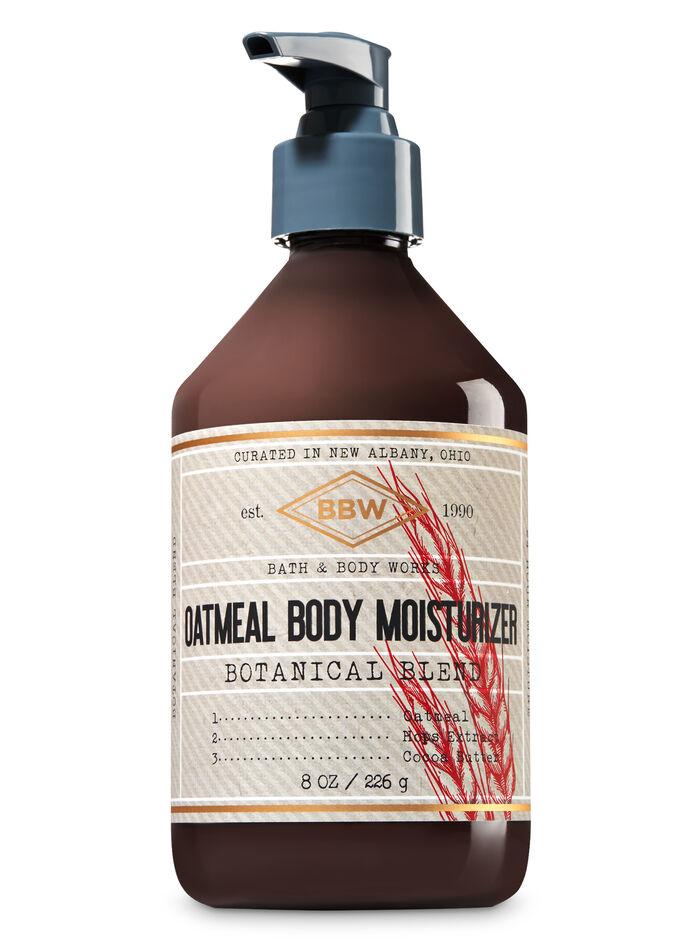 Oatmeal Botanical Blend fragranza Body Moisturizer