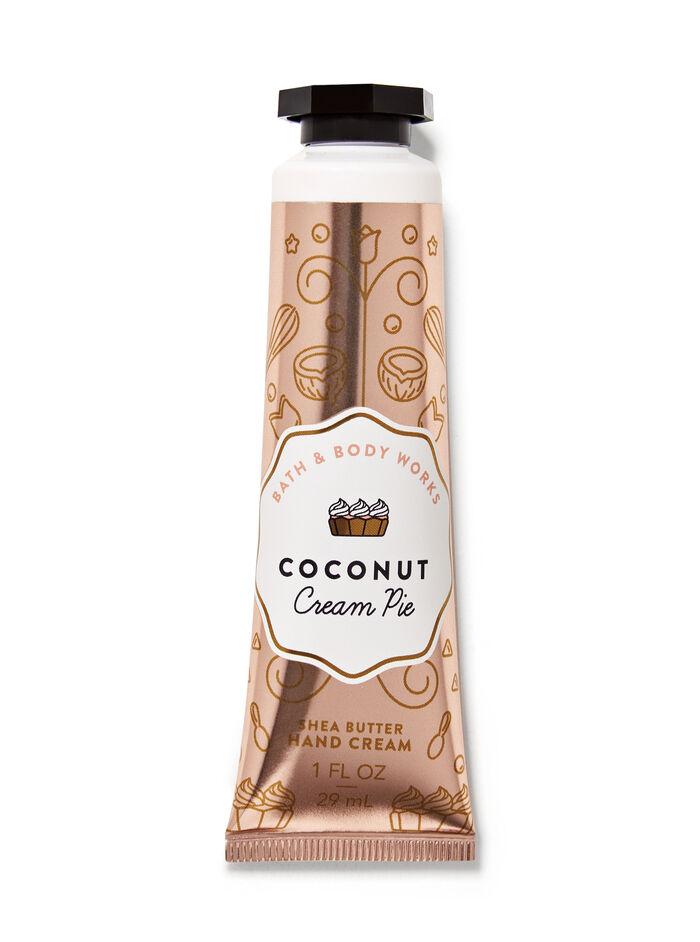 Coconut Cream Pie fragranza Crema mani