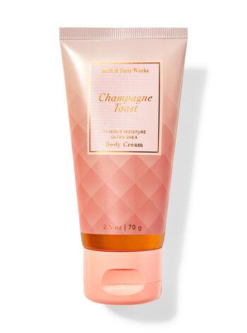 Champagne Toast fragranza Mini Crema corpo