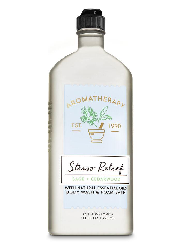 Cedarwood sage fragranza Body Wash & Foam Bath