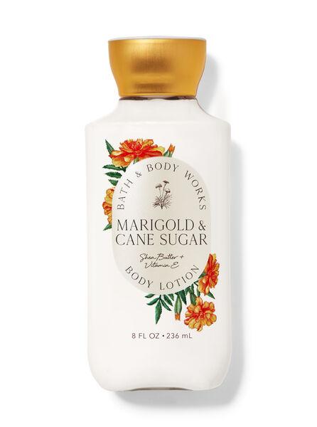 Marigold & Cane Sugar fragranza Latte corpo