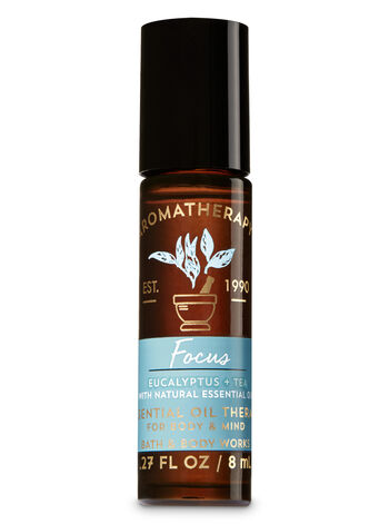 Eucalyptus tea fragranza Essential Oil Rollerball
