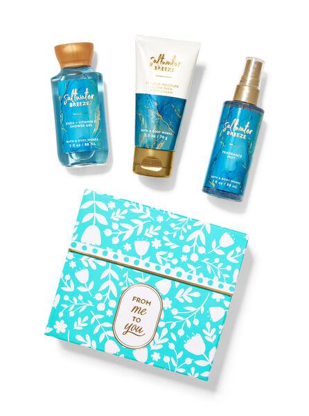 Saltwater Breeze fragranza Mini set regalo
