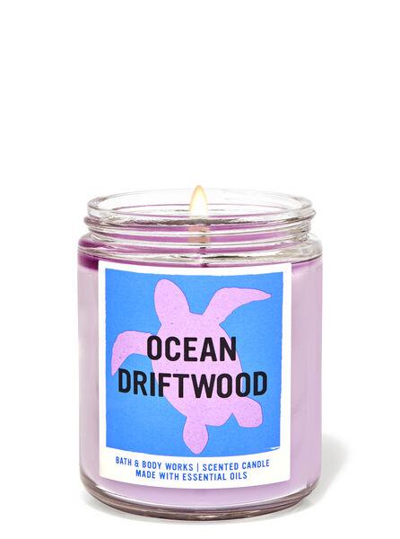 Ocean Driftwood fragranza Candela a 1 stoppino