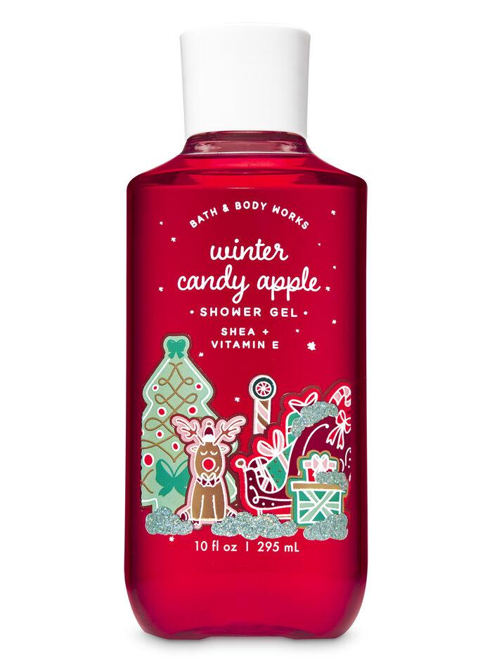 WINTER CANDY APPLE fragranza Gel doccia
