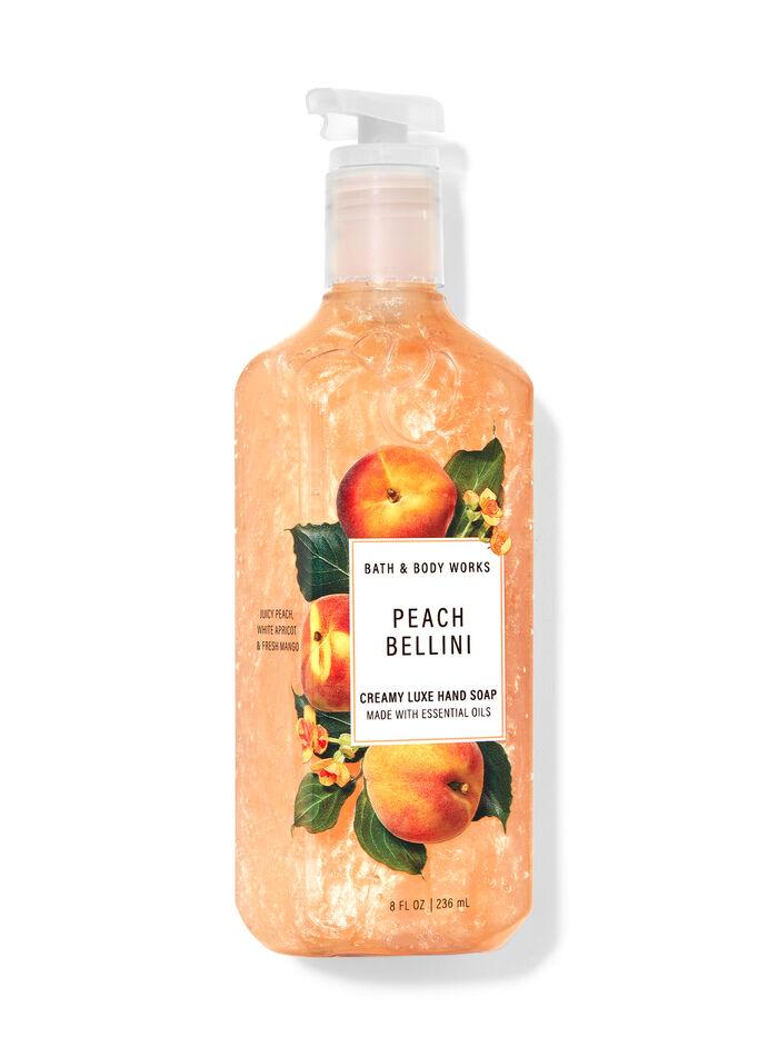 Peach Bellini fragranza Sapone in crema