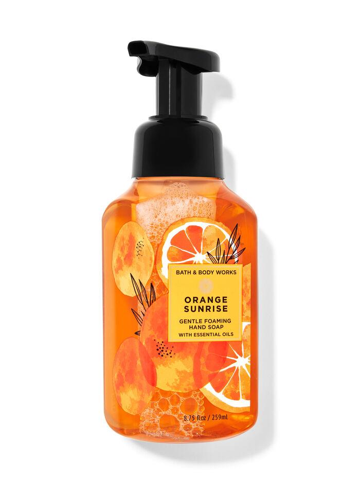Orange Sunrise fragranza Sapone in schiuma