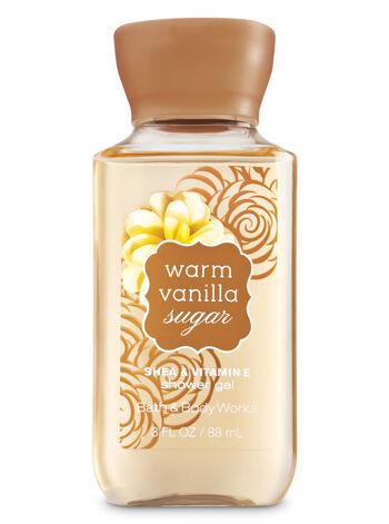 VANILLA SUGAR fragranza Mini gel doccia