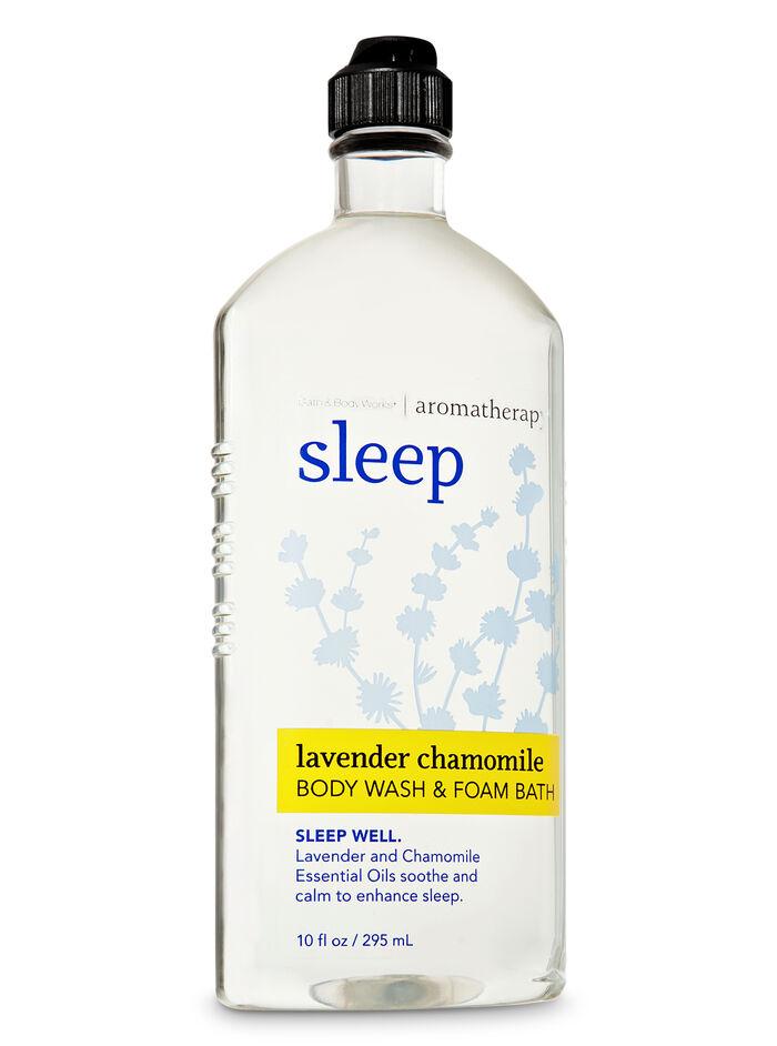 Lavender Chamomile fragranza Body Wash & Foam Bath