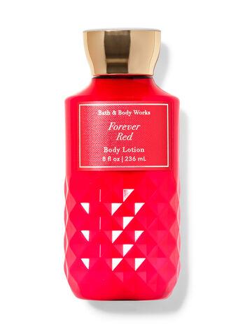 Forever red fragranza Latte corpo