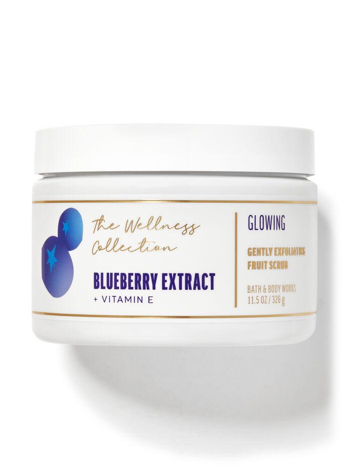 Blueberry Extract fragranza Scrub corpo