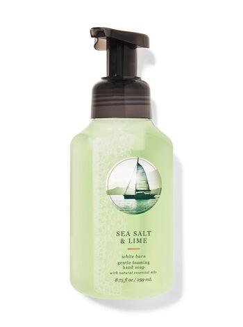 Sea Salt & Lime fragranza Sapone in schiuma