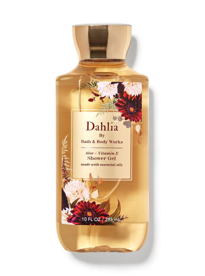 Dahlia fragranza Gel doccia