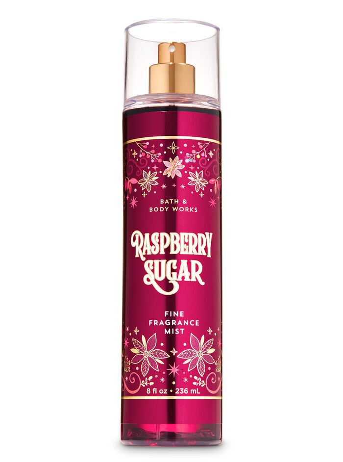 Raspberry Sugar fragranza Acqua profumata