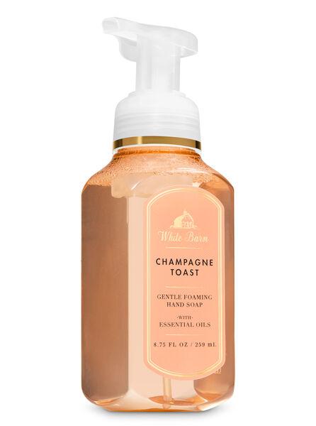 Champagne Toast fragranza Sapone in schiuma