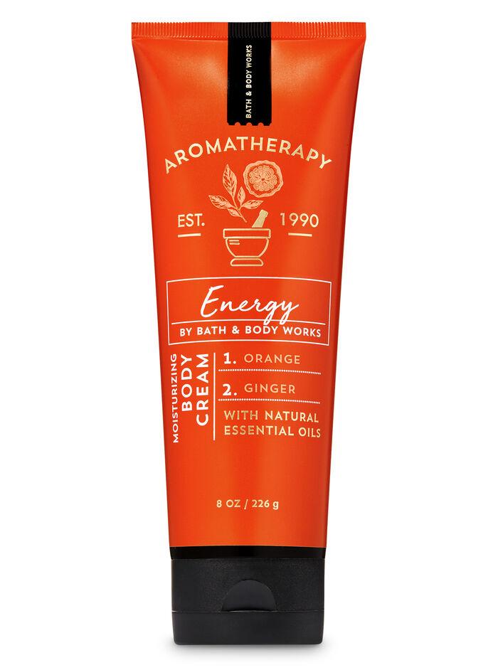 Orange ginger fragranza Crema corpo