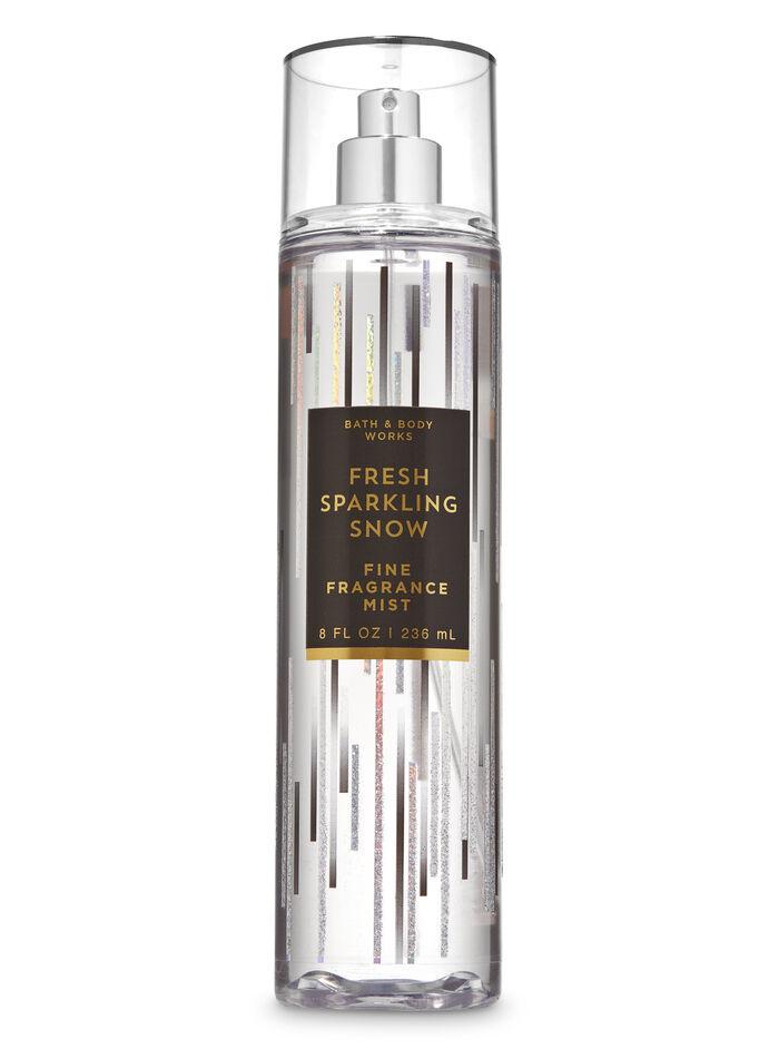 Fresh Sparkling Snow fragranza Acqua profumata
