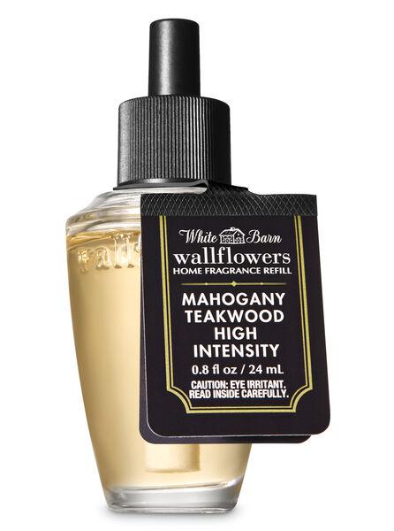 Mahogany Teakwood High Intensity fragranza Ricarica diffusore elettrico