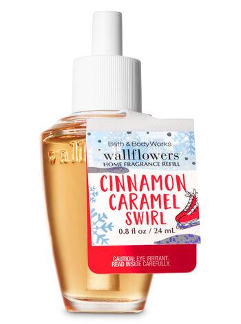 Cinnamon Caramel Swirl fragranza Wallflowers Fragrance Refill
