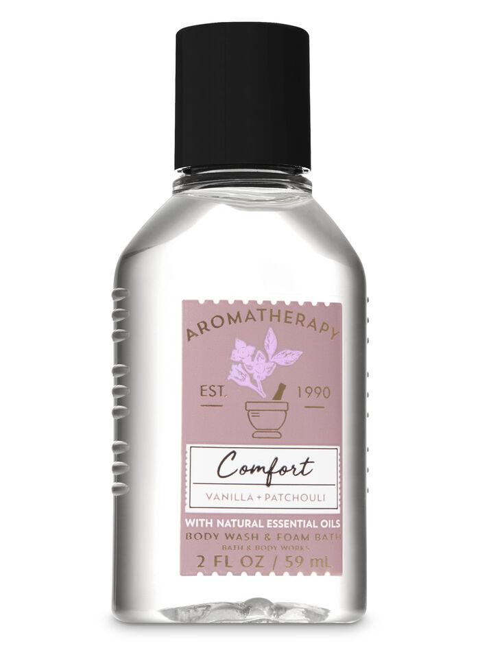 Vanilla Patchouli fragranza Travel Size Body Wash & Foam Bath