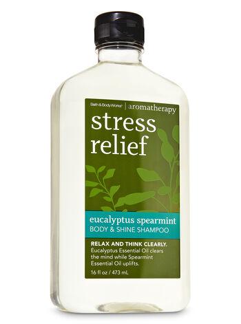 Eucalyptus Spearmint fragranza Body & Shine Shampoo