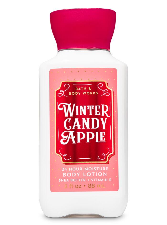 WINTER CANDY APPLE fragranza Mini Latte corpo