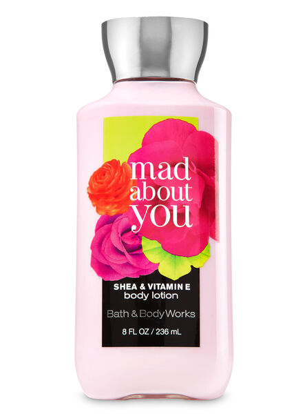 Mad about you fragranza Latte corpo