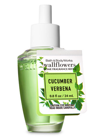 Cucumber Verbena fragranza Wallflowers Fragrance Refill