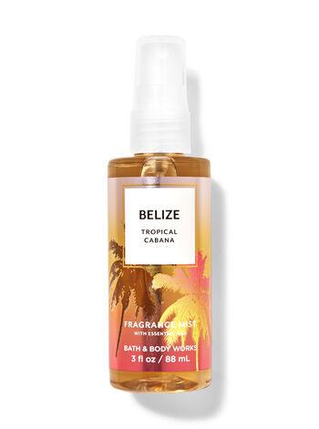 Belize Tropical Cabana fragranza Mini acqua profumata